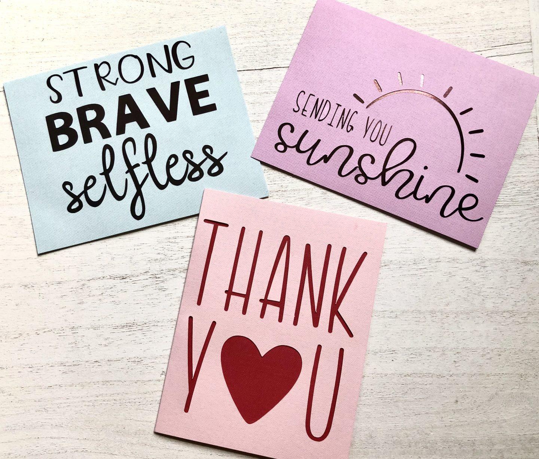 Cricut Send a Little Joy Card Tutorial